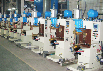 安嘉中频焊机成品