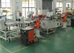 工业空调底板自动点焊生产线定制项目介绍