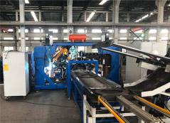 管桩端板法兰焊接线项目介绍