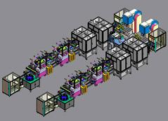 VC焊接生产线定制项目介绍