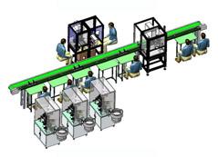 汽车马达换向器焊接生产线定制项目介绍