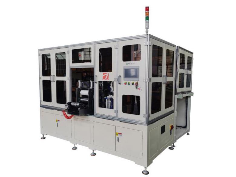 超薄VC均温板铜网自动点焊工作站项目介绍