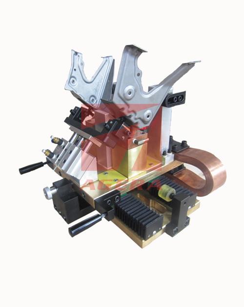 螺母凸焊治具