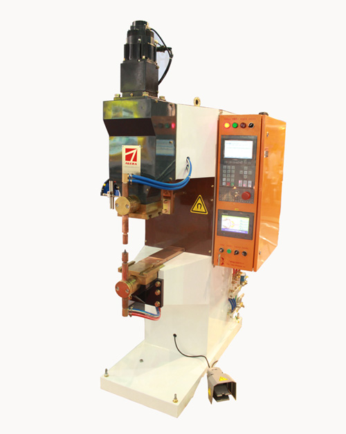 ADB-250伺服加压中频逆变点凸焊机