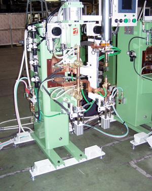 交流螺母焊接机