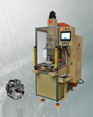 电机叶片储能凸焊专机
