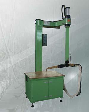 摆臂平台式点焊机