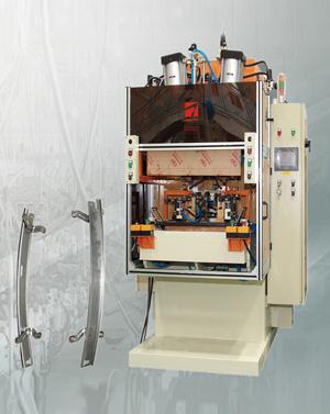 玻璃升降器双头储能点焊机