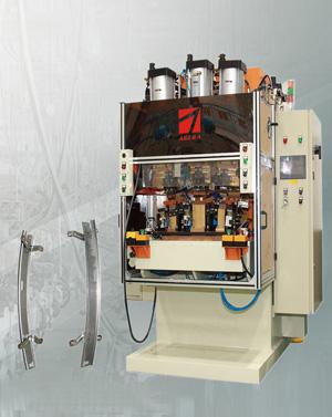 玻璃升降器三头储能焊机DR-12000