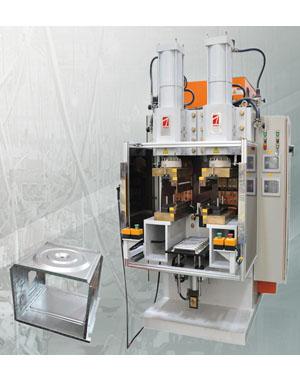 微波炉双头储能焊机