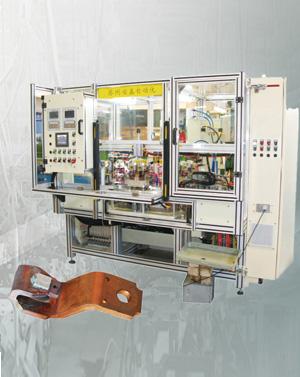 八工位银点自动焊机