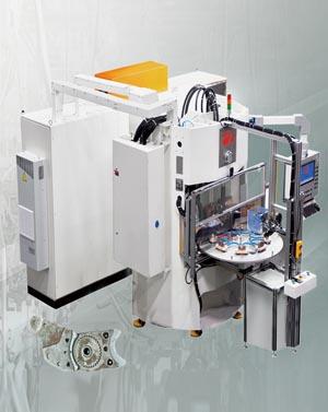 座椅调角器多工位专用自动焊机