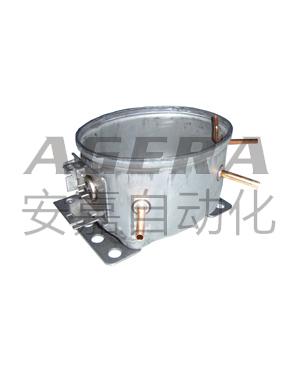 压缩机铜管接线端子凸焊样品