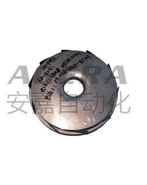 不锈钢水泵叶轮点焊样品