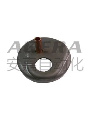 压缩机接线端子环凸焊样品