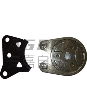 座椅调角器凸焊样品