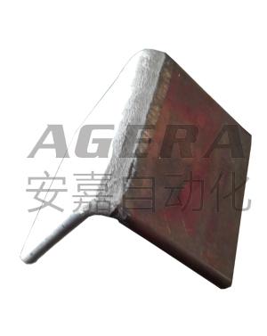 铜铝板对焊样品