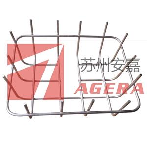 铝车篮点焊样品