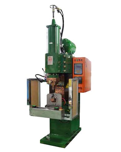压缩机壳体与排气管环凸焊机