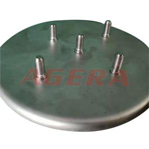 不锈钢螺柱焊接样品