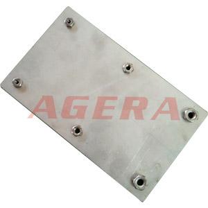 不锈钢六角螺母凸焊样品