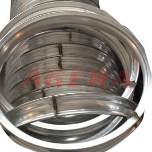 铝轮圈闪光对焊样品