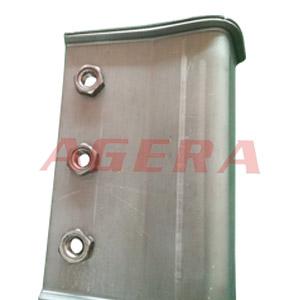 高强钢螺母凸焊样品