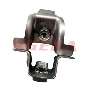 M8圆螺母凸焊样品