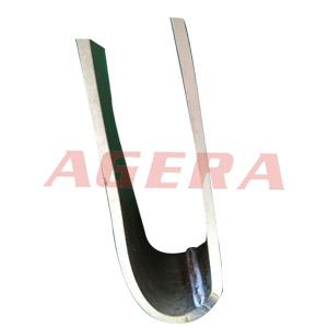白铜板闪光电阻对焊样品