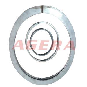 不锈钢密封垫圈对焊样品