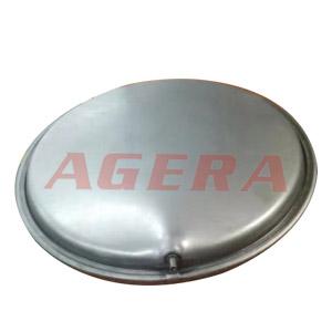 储气罐出口环凸焊样品