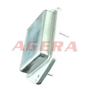二极管金属壳体封装凸焊样品