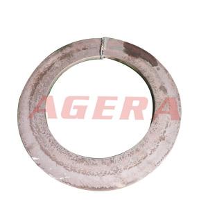 管桩端板法兰对焊样品