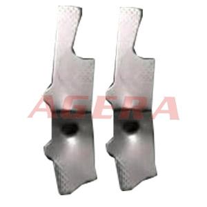 硅钢片无飞溅点焊样品
