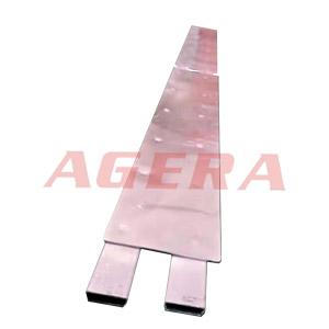 铝管板点焊样品