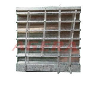 铝合金点焊样品