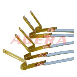 铜片铜线点焊样品