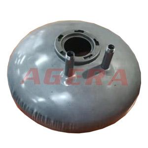 热水器水管环凸焊样品