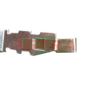 低压电器铜镀镍点焊样品