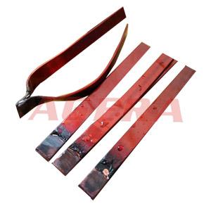 漆包线钎料点焊样品