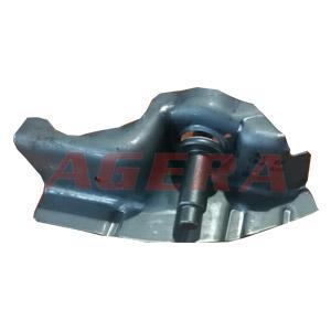 汽车件空芯管环凸焊样品