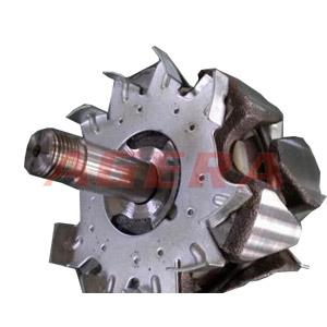 汽车电机叶片凸焊样品