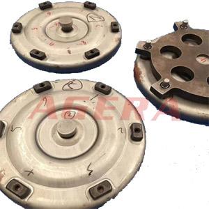 液力变扭器凸焊样品