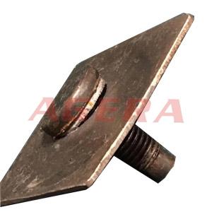 四角螺母凸焊样品