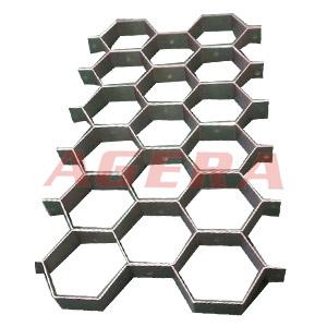 铝装饰板点焊样品