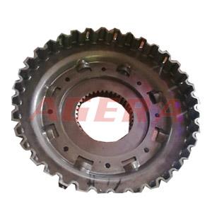 汽车变速箱齿轮凸焊样品