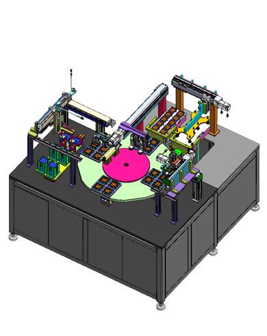 VC均温板铜网自动点焊机