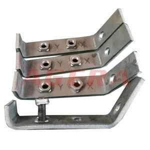热扎板螺母凸焊样品
