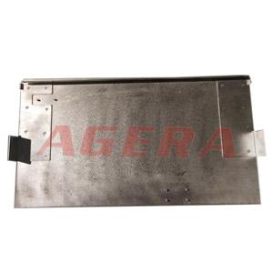 铝箱点焊样品