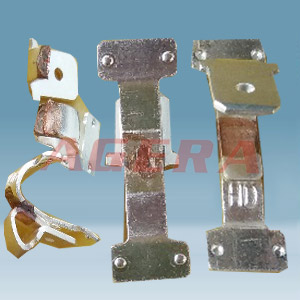 铜镀锡点焊及破坏试验样品